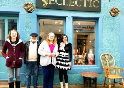 Outside Eclectic Antiques