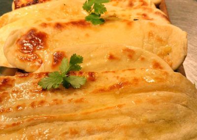 Amazing Home Made Naan Breads